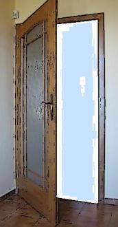 Levé otevírání dveří