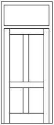 varianta dveří